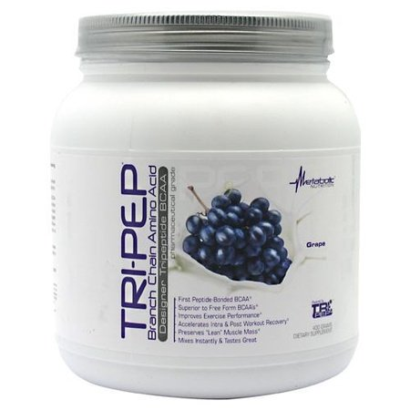 Metabolic Nutrition TRI-PEP Grape - 40 Servings