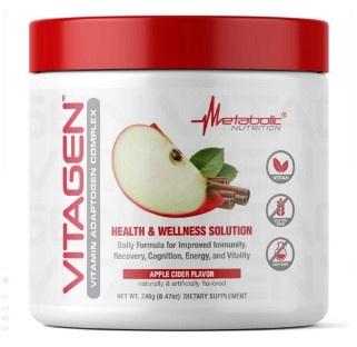 Metabolic Nutrition Vitagen  Apple Cider  - 30 Servings
