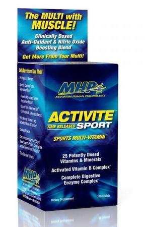 MHP Activite Sport - 120 Tab