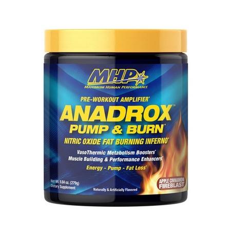 MHP Anadrox Pump & Burn Pre-Workout Apple Cinnamon - 30 Servings