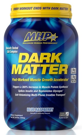 MHP Dark Matter Blue Raspberry - 3.44 Lb