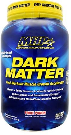 MHP Dark Matter Fruit Punch - 3.44 Lb