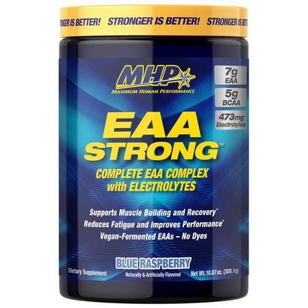 MHP EAA Strong Blue Raspberry - 30 Servings