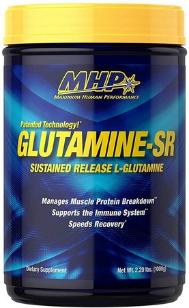 MHP Glutamine SR Sustained Release - 1000 Gram