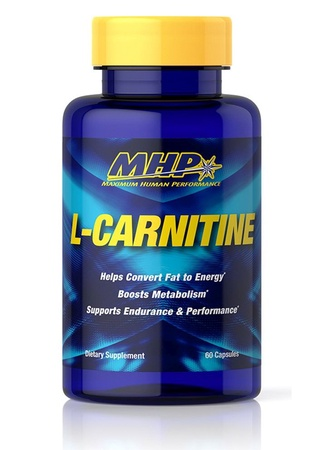 MHP L-Carnitine 500 Mg  *Expiration date 4/21 - 60 Cap