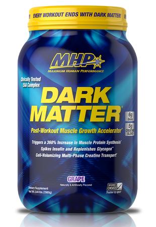 Mhp Dark Matter Grape - 3.44 Lb