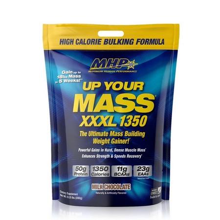 MHP Up Your Mass XXXL 1350 Milk Chocolate - 12 Lb Bag
