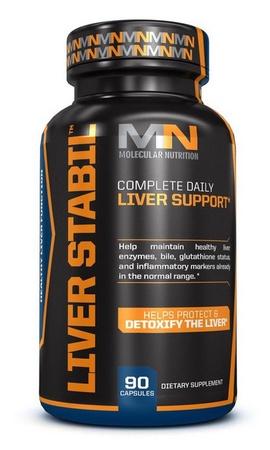 Molecular Nutrition Liver Stabil - 90 Cap