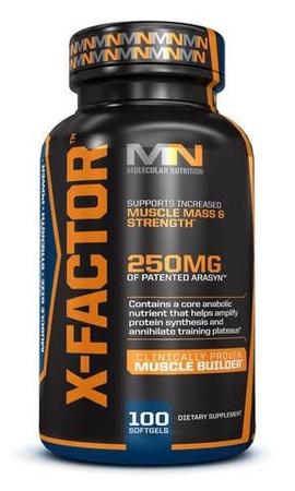 Molecular Nutrition X-Factor - 100 Softgels