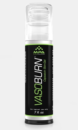MPA Matt Porter Approved  VasoBurn - 7 fl. oz.