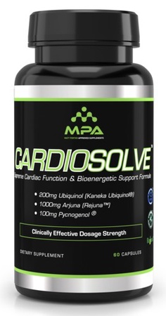 MPA Matt Porter Approved  CardiSolve - 30 Servings