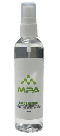 MPA Matt Porter Approved  Hand Sanitizer Liquid - 4 oz