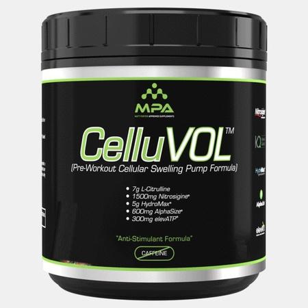 MPA Matt Porter Approved  CelluVol Candy Shock - 24 Servings