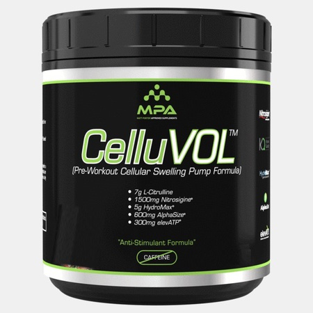 MPA Matt Porter Approved  CelluVol Fruit Punch Colada - 24 Servings