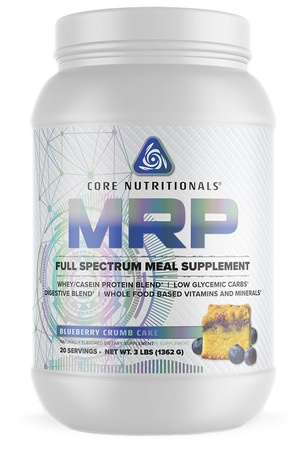 Core Nutritionals MRP Blueberry Crumb Cake - 3 Lb