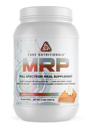 Core Nutritionals MRP Pumpkin Pie - 3 Lb