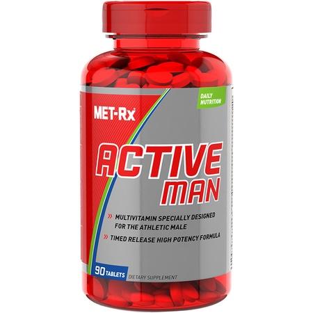 Met-Rx Active Man - 90 Tab