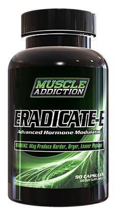 Muscle Addiction Eradicate-E - 90 Cap