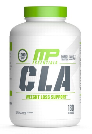 MusclePharm CLA - 180 Cap (20% Off use code DPS10)
