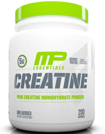 MusclePharm Creatine - (1000 Grams) 200 Servings  (20% Off use code DPS10)