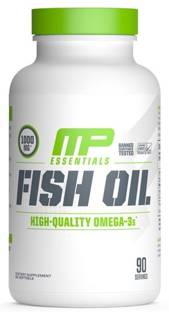 MusclePharm Fish Oil - 90 Cap (20% Off use code DPS10)