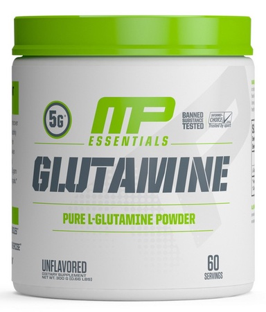 MusclePharm Glutamine - 60 Servings (20% Off use code DPS10)