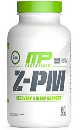 MusclePharm Z-PM - 60 Cap (20% Off use code DPS10)