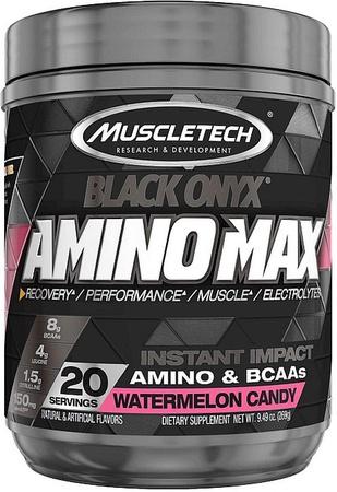 Muscletech Black Onyx Amino Max Watermelon - 20 Servings