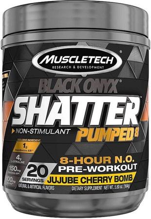 Muscletech Black Onyx Shatter Pumped Jujube Cherry Bomb - 20 Servings