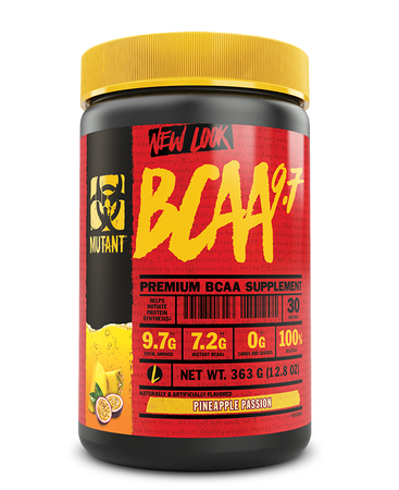 Mutant BCAA 9.7 Pineapple Passion - 30 Servings $11.99 w/code DPS10