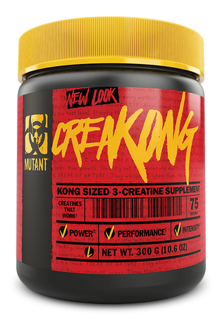 Mutant Creakong - Creatine - 300 Grams
