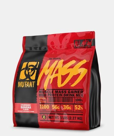 Mutant Mass Strawberry Banana - 5 Lb
