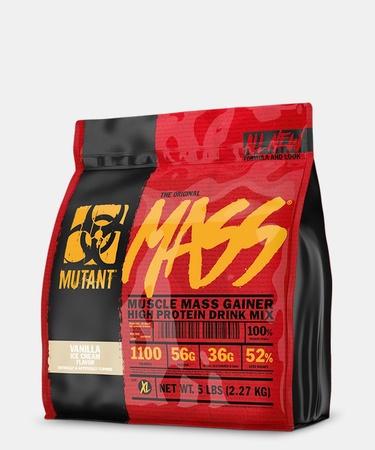 Mutant Mass Vanilla Ice Cream - 5 Lb