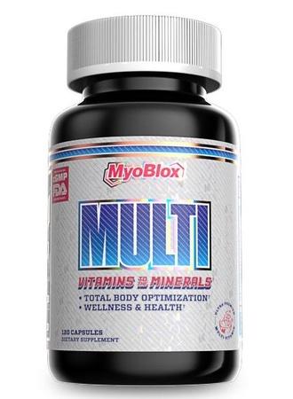 MyoBlox Multi Vitamin - 120 Cap