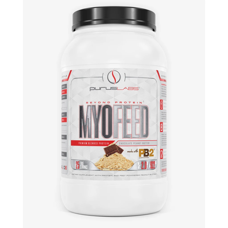 Purus Labs Myofeed Protein  Chocolate Peanut Butter - 25 Servings