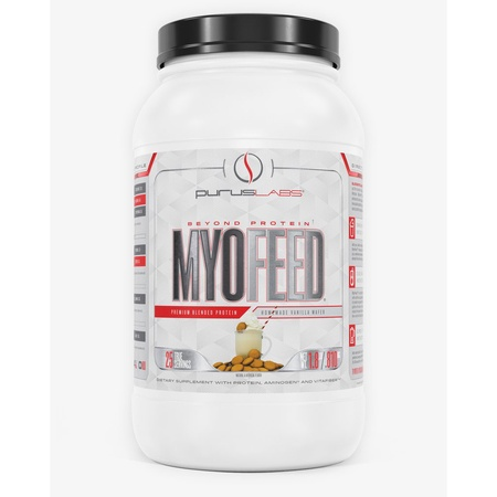 Purus Labs Myofeed Protein  Vanilla Wafer - 25 Servings