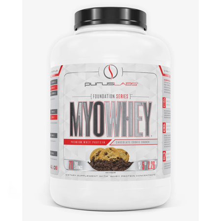 Purus Labs MyoWhey  Chocolate Cookie Crunch - 5 Lb