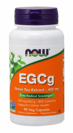 Now Foods EGCG 400 MG Green Tea Extract - 90 VCap