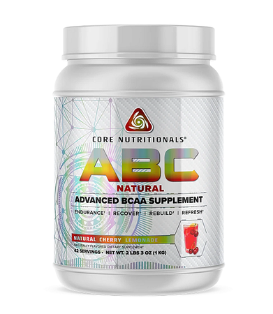 Core Nutritionals ABC Natural  Mixed Berry - 50 Serv