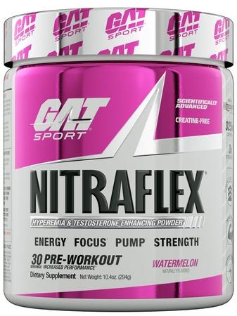 GAT Nitraflex Watermelon - 30 Servings