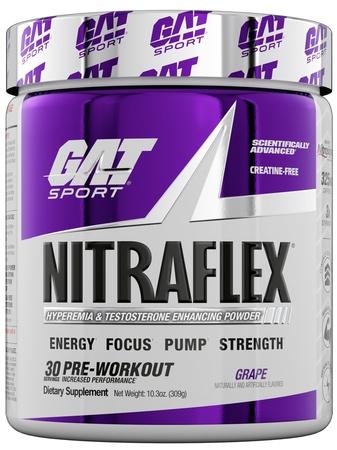 GAT Nitraflex Grape - 30 Servings