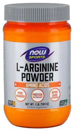 Now Foods Arginine Powder (Pure L-Arginine) - 1 Lb