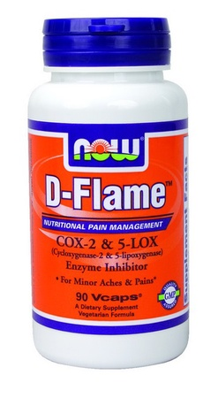 Now Foods D Flame - 90 Cap