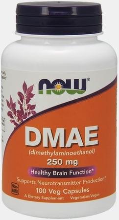 Now Foods DMAE 250 Mg - 100 Cap
