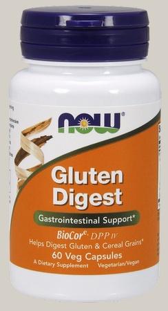 Now Foods Gluten Digest - 60 Cap