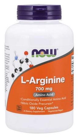 Now Foods L-Arginine 700 Mg - 180 Cap