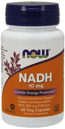Now Foods NADH 10 Mg - 60 VCap