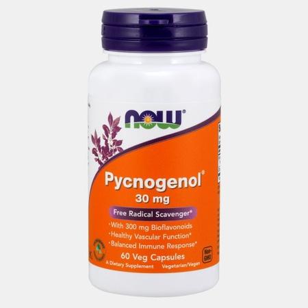 Now Foods Pycnogenol 30 Mg - 60 VCap