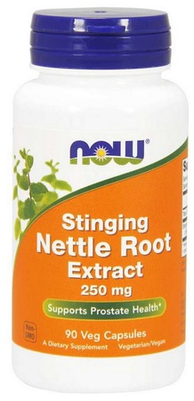 Now Foods Stinging Nettle Root Extract 250 Mg - 90 VCap
