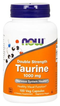 Now Foods Taurine 1000 Mg - 100 Cap